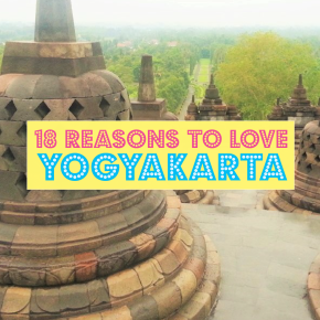 Yogjakarta Indonesia, Travel+Food Guide.