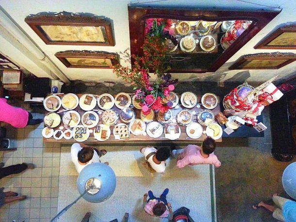 China house cake