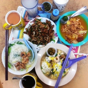 25 Place to Eat in Penang