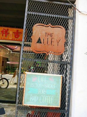 The Alley Cafe