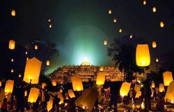 Borobudur Vesak