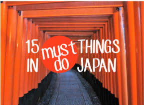 15 Must Do That's SO Japan