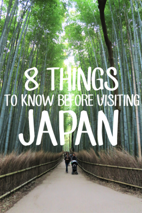 8 Tips on Planning a Japan Trip