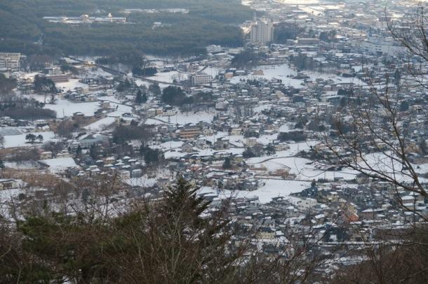 Snowy village (2)