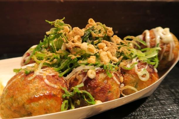 The Gindago Tokyo Takoyaki (2)