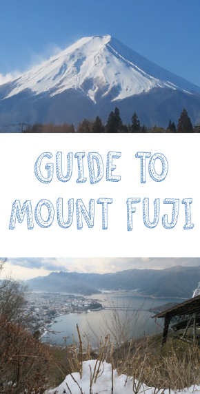 Guide to Mount Fuji