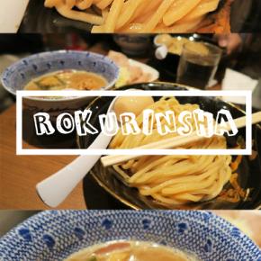 Rokurinsha – Must Try Tsukumen at JR TokyoStation