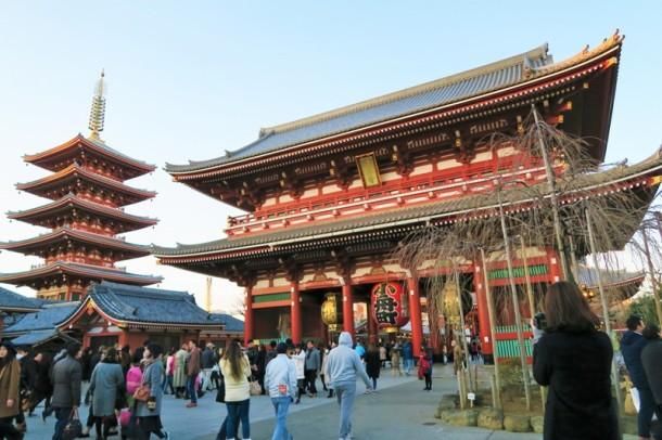 Sensoji Temple (4)