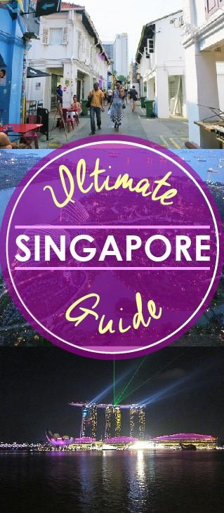 Singapore-Pin